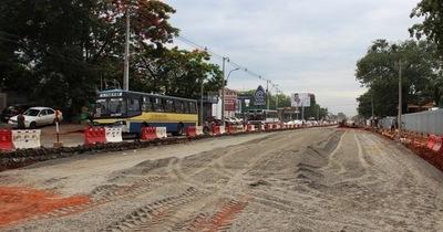 Metrobús: desde el miércoles se cambiará la circulación sobre la ruta Mariscal Estigarribia