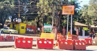 Metrobús: informan alternativas en zona de obras para vehículos livianos