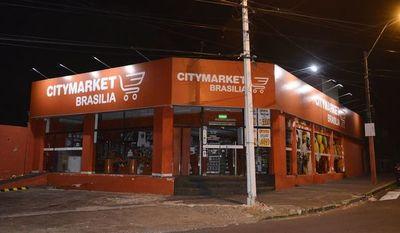 Asaltan minimercado en Asunción
