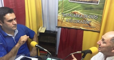 """Gómez: """"Cuando íbamos a desarrollar el proyecto del palacete municipal nosotros queríamos llevar a Capilla del Monte"""""""