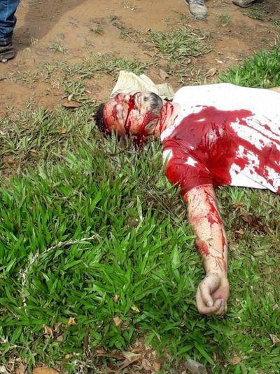 Homicidio en Pedro Juan. Tercera víctima de hoy
