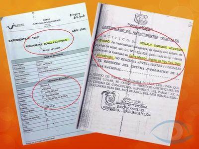 Gobernador de Amambay falseo datos para acceder a las tierras destinadas a la Raforma Agraria