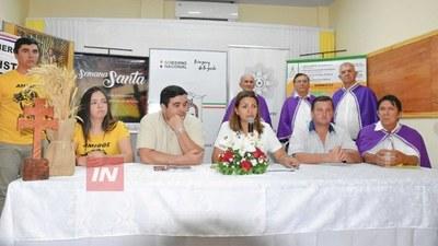 PRESENTAN OPCIONES DE ACTIVIDADES POR SEMANA SANTA EN LA GOBERNACIÓN