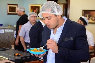 Almuerzo escolar de la comuna de CDE SOLO alcanzará a 2.600 niños