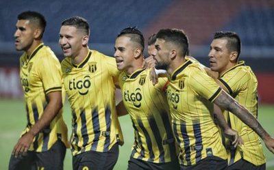 Guaraní sigue por la senda victoriosa en la Copa