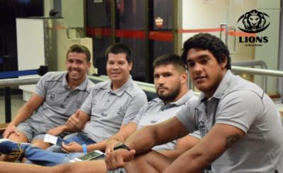 HOY / Rugby: Olimpia está en Córdoba para el debut en la Super Liga