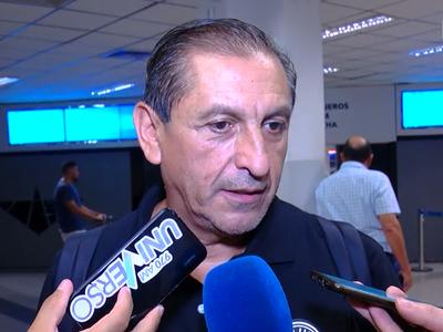"""Ramón Díaz: """"El equipo tuvo actitud y personalidad"""""""