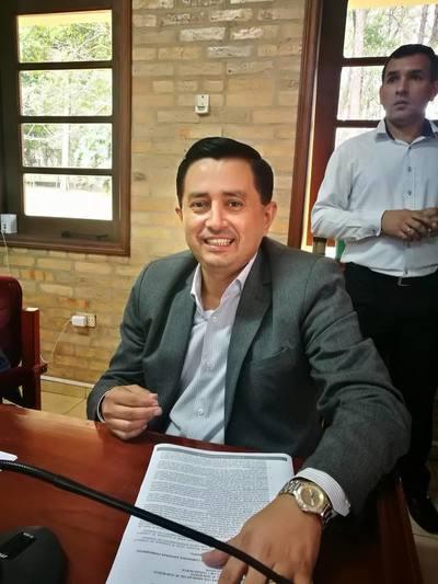 Concejal Juan Ángel Núñez es el candidato de Zacarías, afirman