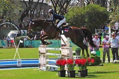 El salto hípico nacional abre su temporada en el RC4