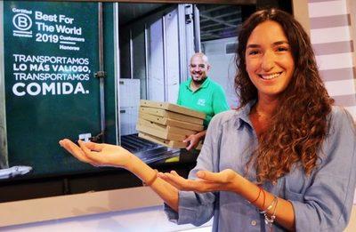 Mboja'o la primera empresa dedicada al rescate de alimentos del Paraguay
