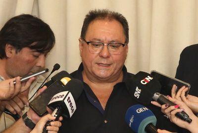 Alderete sostiene que unidad está etapa final