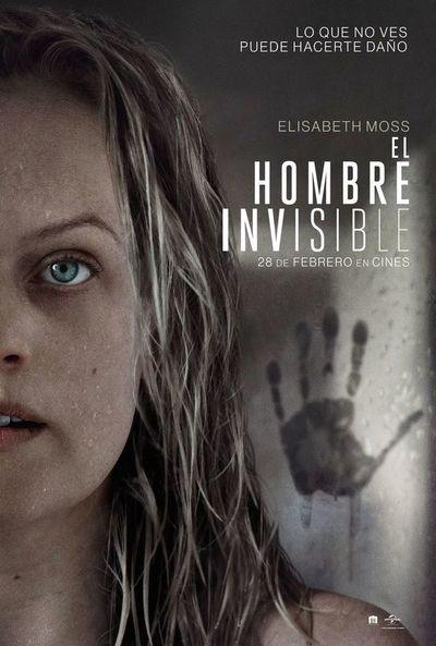 El hombre invisible (2D)