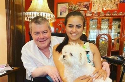 Rodolfo Friedmann denunció a su esposa por robo