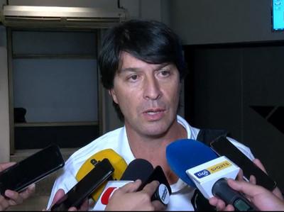 Según Garnero, Olimpia no supo aprovechar sus oportunidades
