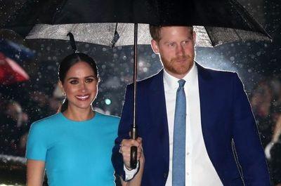 Meghan y Harry hacen su primera aparición pública en un evento tras abandonar la realeza