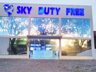 En abril se habilita primera free shop de Foz de Yguazú