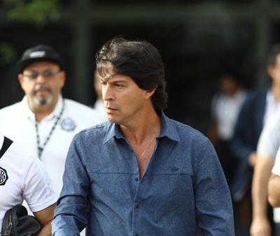 Garnero aseguró que la cancha influyó para que Olimpia no despliegue el juego deseado ante Delfín