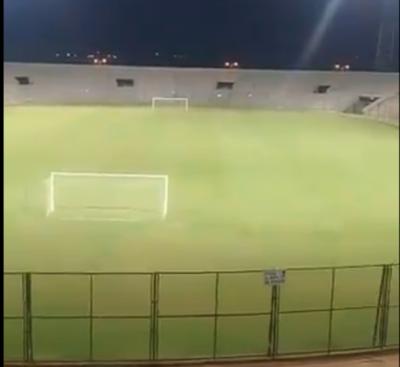 Avanzan las obras en el estadio 'Villa Alegre' de Encarnación