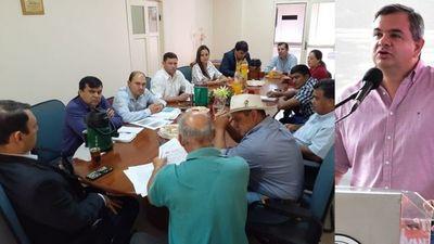 Junta Departamental aprueba ejecución presupuestaria del gobernador Carlos Arrechea