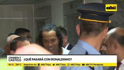 ¿Que pasará con Ronaldinho?