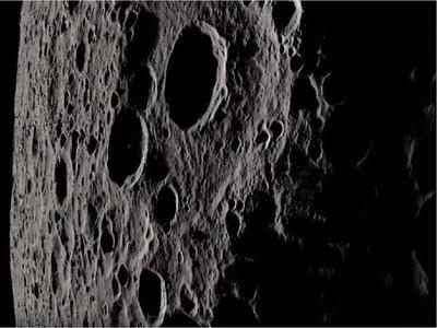 Imágenes 4K de la Luna son difundidas por la NASA