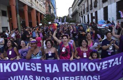 8M: las mujeres tomarán las calles por el Día Internacional de la Mujer Trabajadora