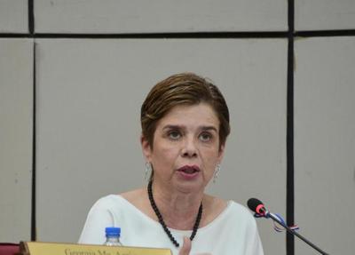 Desirée Masi insta a rechazar terna para la Corte