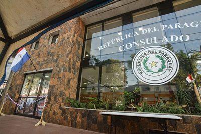 Quedó habilitada nueva sede del Consulado Paraguayo en Puerto Iguazú
