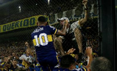 HOY / River empata, Boca gana y el título de la Super Liga se tiñe de auriazul