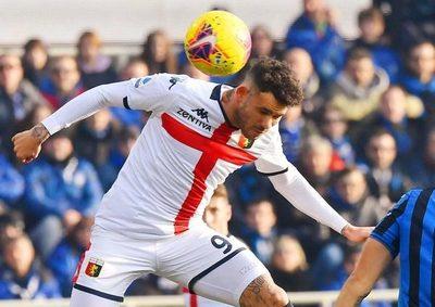 Tony Sanabria es figura y Genoa derrota al Milán de Ibrahimovic