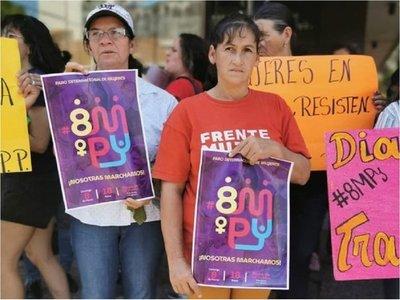 8M: Una marcha para reivindicar a las mujeres trabajadoras