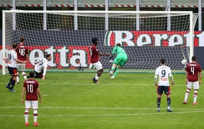El Milan cae en San Siro ante Génova