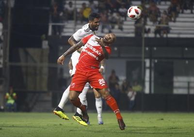 River Plate extiende la mala racha de Olimpia