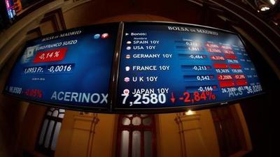 El derrumbe del petróleo y el miedo al coronavirus presagian otro lunes desastroso para las Bolsas