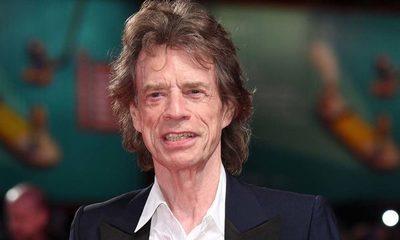 Mick Jagger vuelve a la gran pantalla después de casi 20 años