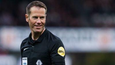 El árbitro del Liverpool-Atlético de Madrid