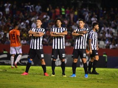 Enfrentamientos de la tercera edición de la Copa Paraguay