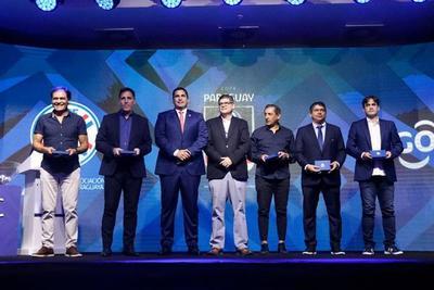 Cinco entrenadores reciben la Licencia Pro de Conmebol