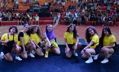 """Kuña Mbarete Fest"" se realizó con éxito en el anfieteatro del Lago"