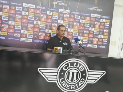 """Ramón Díaz: """"El equipo se va consolidando"""""""