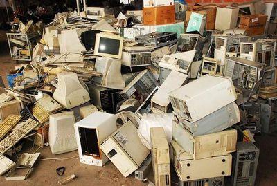 Desechar incorrectamente la basura electrónica puede dañar tu salud