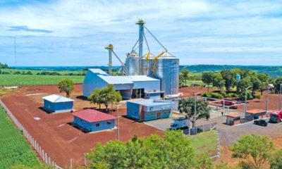 » Agrofértil inauguró nuevos silos en Itapúa