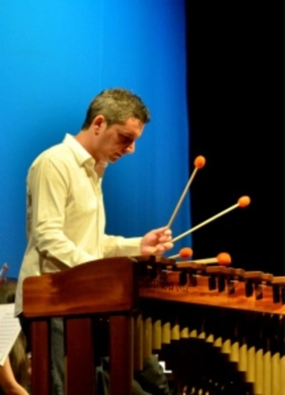Recital de Marimba en la Sinfónica Nacional