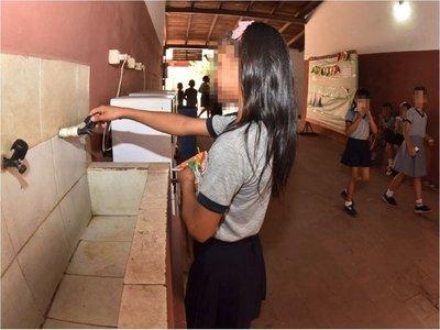 Falta de agua es por alto consumo, ubicación y sequía, según la Essap