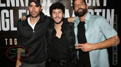 Sebastián Yatra adelanta que el 27 de marzo lanza sencillo con Ricky Martin