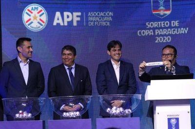 Están los 32 emparejamientos de la III Copa Paraguay