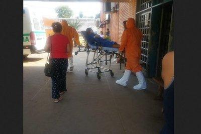 Aclaran que paciente en el Hospital de Calle'i no contrajo el coronavirus