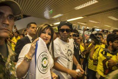 Caso Ronaldinho: detienen a funcionarios de Dinac y Migraciones