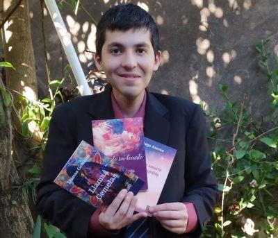 Venció al cáncer y hoy presenta su tercer libro