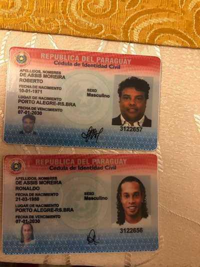 Caso Ronaldinho: Detienen a más funcionarios presuntamente implicados